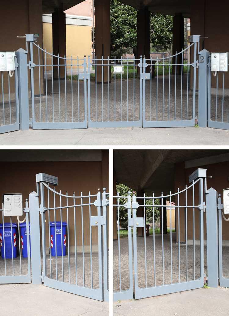 Chiudicancello parma kit porter chiudi cancello - Come regolare un chiudiporta ...